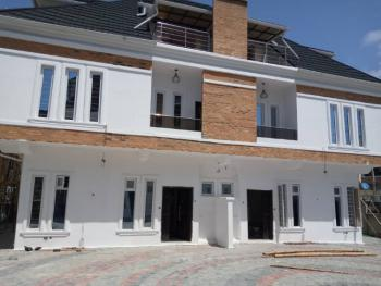 Brand New 4 Bedrooms Semi Detached Duplex with a Bq and a Paint House, Ikota, Lekki, Lagos, Semi-detached Duplex for Sale