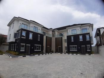 4 Bedroom Terrace (serviced) with Bq, Oniru Victoria Island, Oniru, Victoria Island (vi), Lagos, Terraced Duplex for Sale