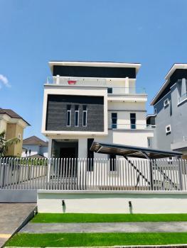 Classically Finished 5 Bedroom Luxury Duplex with Bq, Swimming Pool, Pinnock Beach Estate, Jakande, Lekki, Lagos, Detached Duplex for Sale