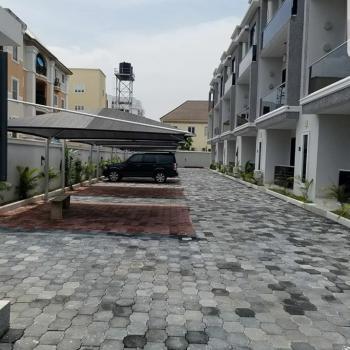 Luxury 4 Bedroom Terrace with a Bq, Off Palace Road, Oniru, Victoria Island (vi), Lagos, Terraced Duplex for Rent