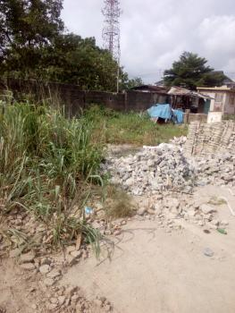 1500 Square Meters Open Fenced and Gated Land, Directly on Obafemi Awolowo Way., Alausa, Ikeja, Lagos, Commercial Land for Sale