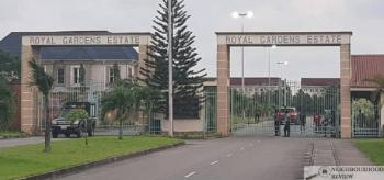 Land Measuring 660sqm, 920sqm and 1500sqm, Royal Garden Estate, Ajah, Lagos, Residential Land for Sale