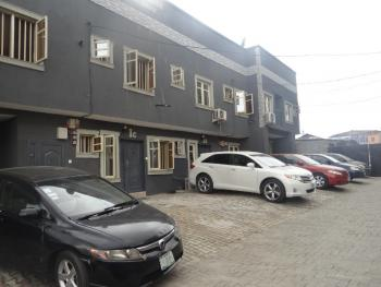 2 Bedroom Flat Fitted with Ac & Inverter, Iwaya Road, Onike, Yaba, Lagos, Flat for Rent