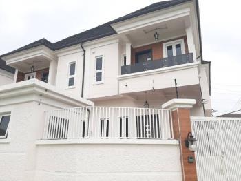 4 Bedrooms Semi Detached Duplex with a Room Bq, Orchid Hotel Road,  Beside Chevron Tollgate, Lafiaji, Lekki, Lagos, Semi-detached Duplex for Sale