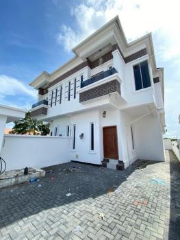 Brand New 4 Bedrooms Semi Detached Duplex, Off Chevron Drive, Lekki, Lagos, Semi-detached Duplex for Rent