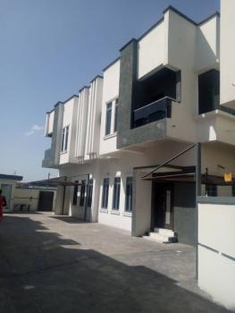 4 Bedroom with a Bq, Orchid Road, Lekki, Lagos, Detached Duplex for Rent