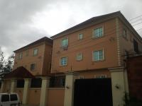Newly Built 12 Units of 3 Bedroom Flat + 1 Room Boys Quarters for Corporate Tenants, Allen, Ikeja, Lagos, Flat for Rent