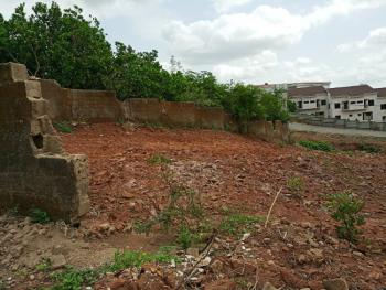 Residential Plot with C of O Tittle, Measuring 1232sqm, Close to Daar, Ait/raypower, Asokoro District, Abuja, Residential Land for Sale
