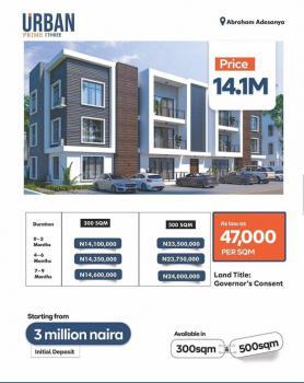 300sqm Land, Urban Prime 3, Ogombo, Ajah, Lagos, Mixed-use Land for Sale