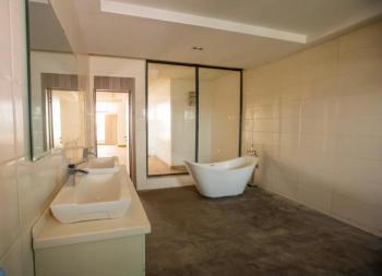 Newly Built 4 Bedroom Semi Detached Terrace Duplex  with a Room Bq, Osborne, Ikoyi, Lagos, Semi-detached Duplex for Sale