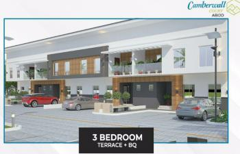 Luxury 3 Bedroom Teracced Duplex + Bq with C of O, Camberwall Courts, Abijo, Lekki, Lagos, Terraced Duplex for Sale