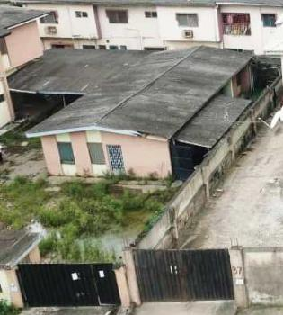 2 Bedroom Bungalow, By Apena Bus Stop, Ago Palace Way, Okota, Isolo, Lagos, Detached Bungalow for Sale