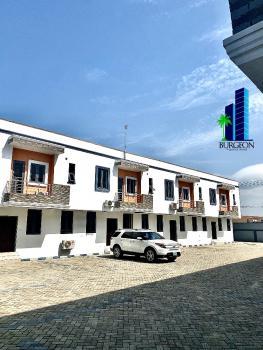 Brand New 3 Bedrooms +1 Bq Terraced, Lafiaji, Lekki, Lagos, Terraced Duplex for Sale