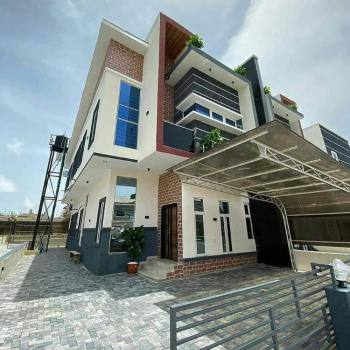 4 Bedroom Semi Detached Title: Governors Consent., Chevron, Lekki Phase 1, Lekki, Lagos, Semi-detached Duplex for Sale