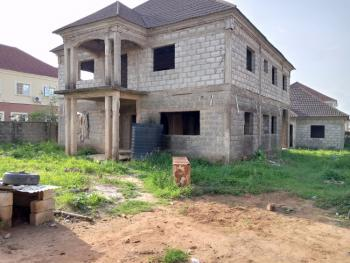 Four Bedroom Duplex with 3 Units of 1 Bedroom Bq, Cbn Estate, Apo, Abuja, Detached Duplex for Sale