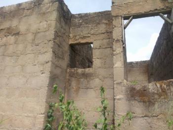 Uncompleted 3 Bedroom Duplex, Omisan Jana Area, Ado-ekiti, Ekiti, Detached Bungalow for Sale