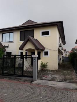 4 Bedroom Duplex with 2 Rooms Bq, Osborne, Ikoyi, Lagos, Semi-detached Duplex for Sale