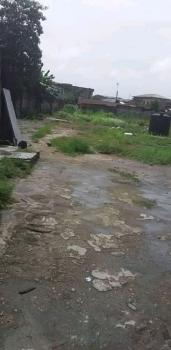 Commercial 2 Plots of Land of 1163sqm on Major Busy Road, Olowu Street Off Obafemi Awolowo Way, Ikeja, Lagos, Commercial Land for Sale
