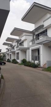 Exquisite 4 Bedroom Terraced Duplex + Bq & Swimming Pool, Asokoro District, Abuja, Terraced Duplex for Rent