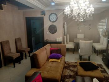 Furnished 4 Bedroom Duplex with 1 Room Bq, Life Camp, Gwarinpa, Abuja, Terraced Duplex for Rent