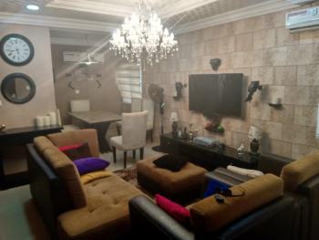 Furnished 4 Bedroom Duplex with 1 Room Bq, Life Camp, Gwarinpa, Abuja, Terraced Duplex for Sale