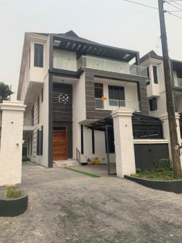 Newly Built Executive 6 Bedroom Fully Detached Duplex with Bq, Lekki Phase 1, Lekki, Lagos, Detached Duplex for Sale