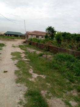 Two Plots of Land, Corner Piece., Behind Gosgra Estate, Olowotedo., Orimerunmu, Ibafo, Ogun, Residential Land for Sale