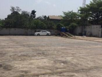 an Expanse of 4,183.651sqm Land with Demolishable Structures, Adeniyi Jones, Ikeja, Lagos, Commercial Land for Sale