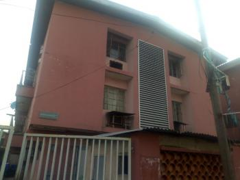 3 Bedroom Flat (2nd Floor) Still Available, 55, Akinwunmi Street, Alagomeji, Yaba, Lagos, Office Space for Rent