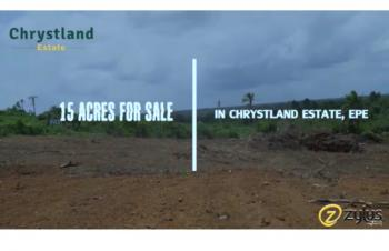 Chrystland Estate Plots of Land., Epe, Lagos, Mixed-use Land for Sale
