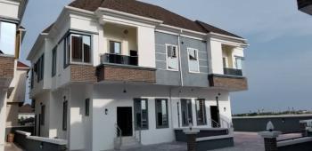 Brand New 4 Bedroom Semi-detached Duplex with Bq, Ikota, Lekki, Lagos, Semi-detached Duplex for Sale