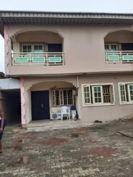 a Lovely and Fantastic 4 Bedroom Duplex with 2 Rooms Bq, Off Gbagada Expressway, Gbagada Phase 2, Gbagada, Lagos, Detached Duplex for Rent