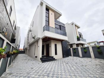 Luxuriously Finished 5 Bedroom Detached House with Cinema and Bq, Lekki Phase 1, Lekki, Lagos, Detached Duplex for Rent