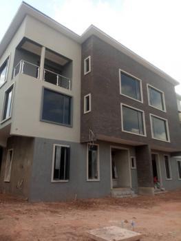 New 4-bedroom Semidetached Duplex with Swimming Pool and Bq, Jabi-airport Junction, Jabi, Abuja, Semi-detached Duplex for Sale