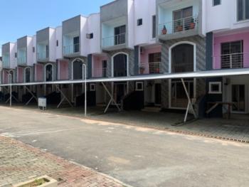 Tastefully Finished 4-bedroom Terrace Duplex with Bq, Jabi, Abuja, Terraced Duplex for Sale