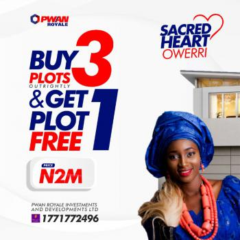 Sacred Heart Estate, Owerri, Imo, Mixed-use Land for Sale