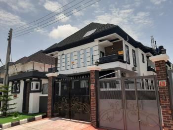 Well Finished  4bedroom Semi Detached, Chevyview Estate Opposite  Chevron Head Office, Lekki Phase 2, Lekki, Lagos, Semi-detached Duplex for Sale