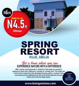 Land, Spring Resort, Federal High Court Road, Kuje, Abuja, Residential Land for Sale