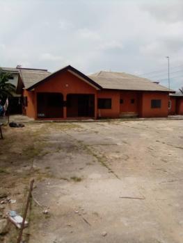 3 Wings Well Built Block of Flat, Off Eliozu New Airport G/u, Ake Road, Eliozu, Port Harcourt, Rivers, Flat for Sale