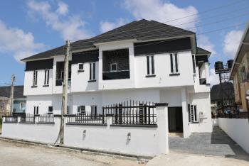 4 Bedroom Semi-detached Duplex with Bq, By Lbs, Ajah, Lagos, Semi-detached Duplex for Sale