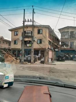 Block of 5 Nos 3 Bedroom Flat + Shops, Clegg Street of Western Avenue, Ojuelegba, Surulere, Lagos, Flat for Sale