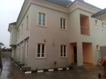 Luxury Newly Built 4 Bedroom Semi Detached Duplex with 2 Bedroom Flat Bq, Lekki Peninsula Scheme Ii Estate, Off Abraham Adesanya Road, Sangotedo, Ajah, Lagos, Semi-detached Duplex for Rent