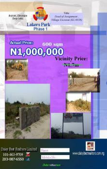 Land, Lakers Park Phase 1, Eleranigbe, Ibeju Lekki, Lagos, Mixed-use Land for Sale