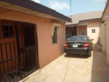 2 Bedroom Flat with Bq Ready for Move in, Along Babangida Road, Fha, Lugbe District, Abuja, Semi-detached Bungalow for Sale