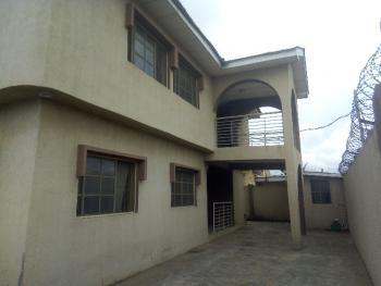Standard 12-room Block of 3-bedroom Flats on Full Plot, Agabi Street, Off Ikotun-ijegun Road, Ikotun, Lagos, Block of Flats for Sale