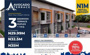 3 Bedroom Terrace, Isheri North, Lagos, Terraced Duplex for Sale