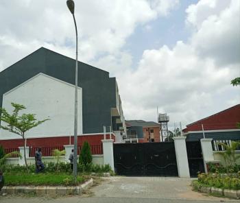 4 Bedroom Terraced Duplex with 3 Sitting Rooms Boys Quarters, Off Ashiek Jamal Street, Close to Jabi Lake Mall, Jabi, Abuja, Terraced Duplex for Sale
