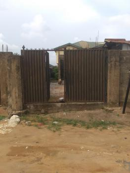 2 Units of 2 Bedroom Flats(uncompleted) at Lintel Level, Oremeji, Akute, Berger, Arepo, Ogun, Detached Bungalow for Sale