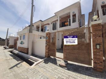 New 4 Bedroom Semi-detached Duplex with Bq, Off Orchid Hotel Road, Lekki Phase 2, Lekki, Lagos, Semi-detached Duplex for Rent