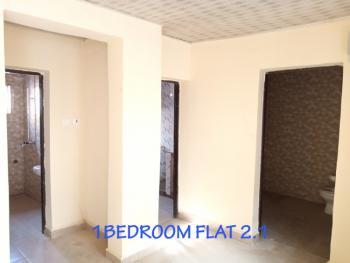 One Bedroom Flat, 2/1, Kubwa, Abuja, Mini Flat for Rent